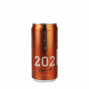 202 GINGER ALE LATA 269ML - CARB2